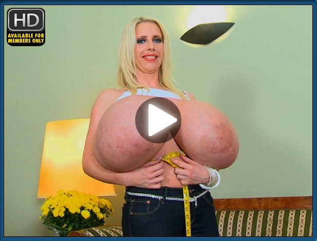 biggest pair of milf xxl tits on the world from beshine