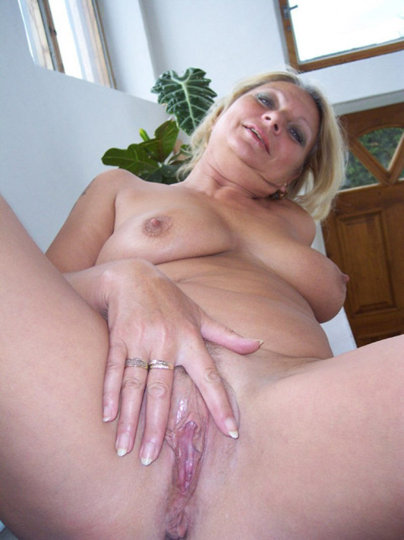 image Horny housewife get her ass fucked hard