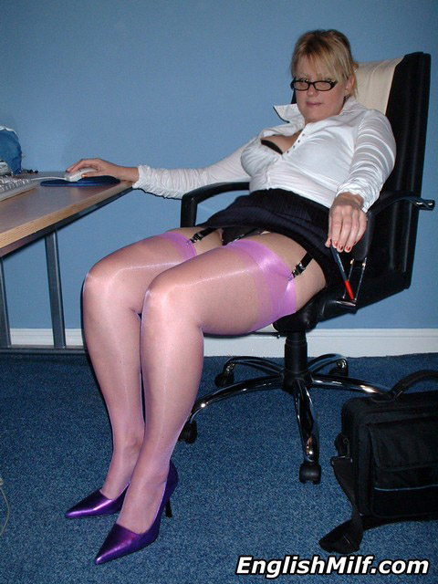 mature milf secretary #1