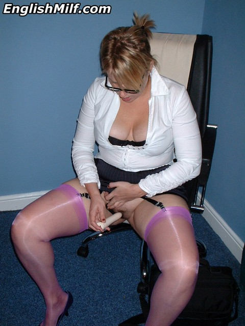 mature milf secretary #3