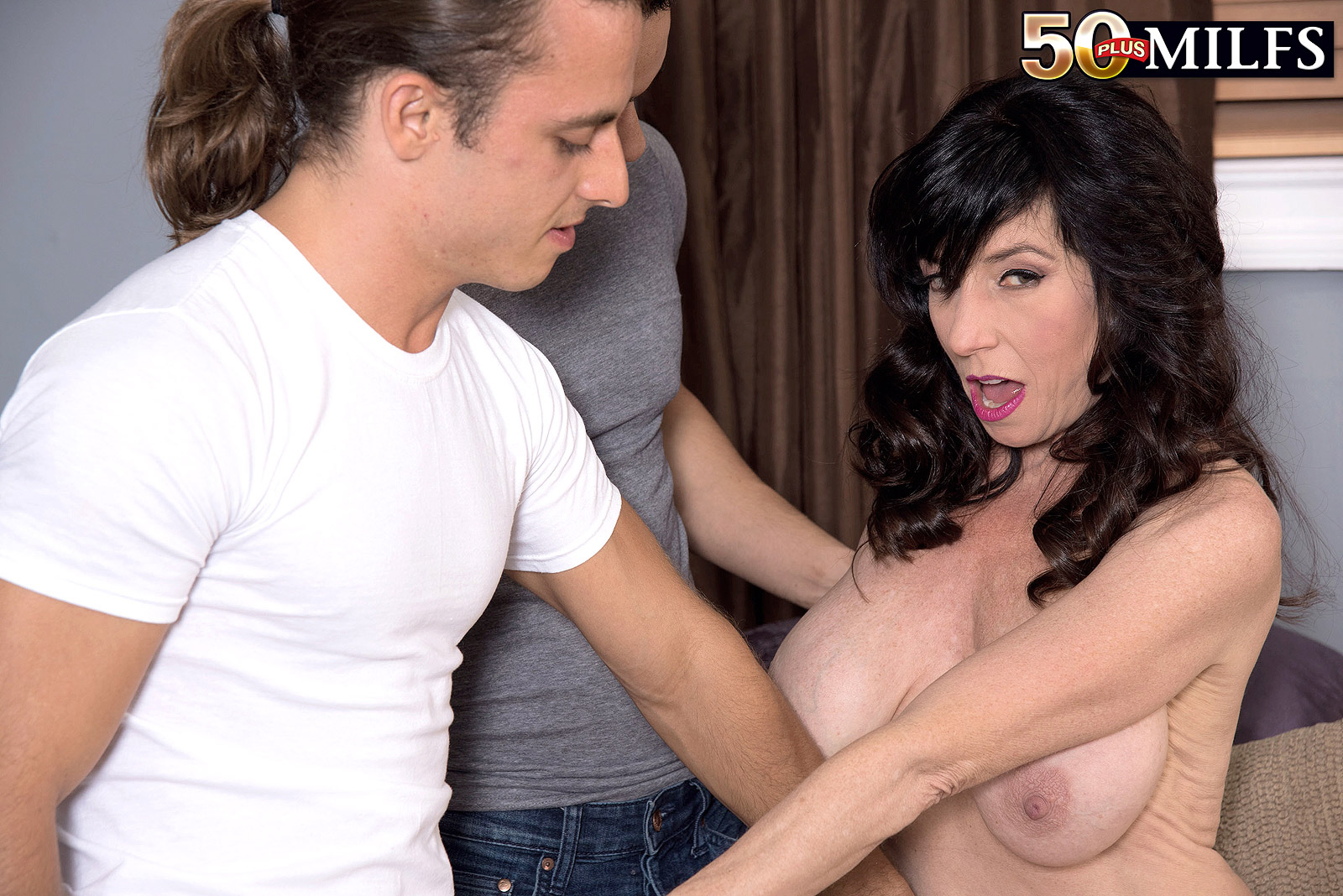 milf sandwich sex #5
